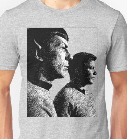 Spock&Kirk Unisex T-Shirt