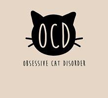 OCD: Obsessive Cat Disorder Women's Relaxed Fit T-Shirt