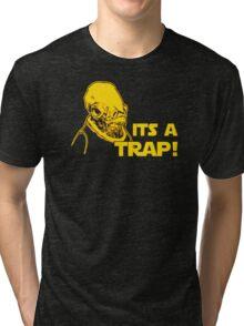 Its a Trap Tri-blend T-Shirt