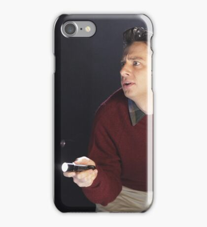 Searching2 iPhone Case/Skin