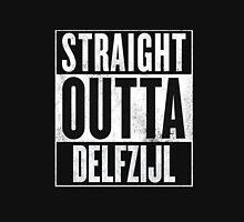 Straight Outta Delfzijl Unisex T-Shirt