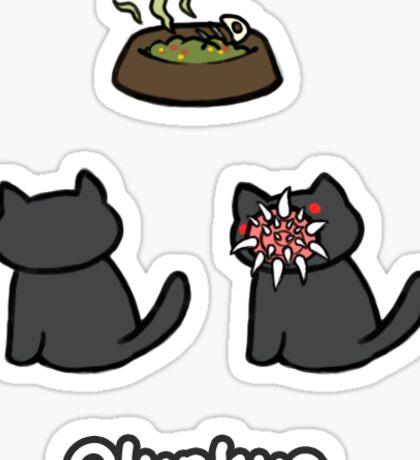 Glunkus Stickers Sticker