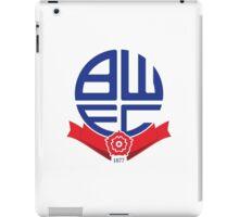 bolton wanderers logo iPad Case/Skin