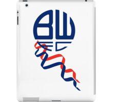 bolton logo iPad Case/Skin