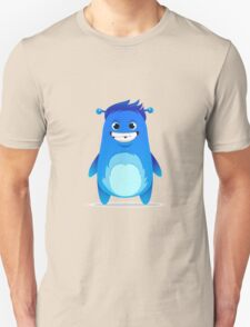 Happy Little Alien Monster!!! T-Shirt
