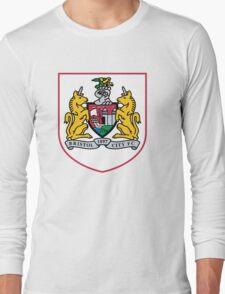 bristol city logo Long Sleeve T-Shirt