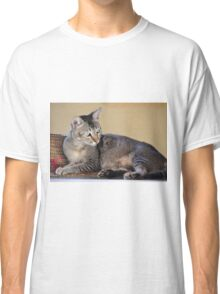 cute cat Classic T-Shirt