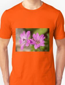 wildflower in the garden Unisex T-Shirt