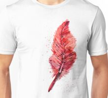 Red Feather Unisex T-Shirt