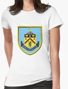burnley Womens Fitted T-Shirt