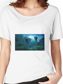 Mountain dreams Women's Relaxed Fit T-Shirt
