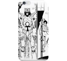 CROWN MECHA, meccacon iPhone Case/Skin