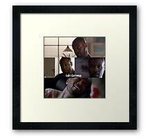 Luke Garroway Framed Print
