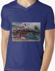 Boondocks Mens V-Neck T-Shirt