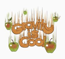 Gravity is cool Kids Tee