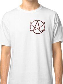 Atheist Symbol Classic T-Shirt