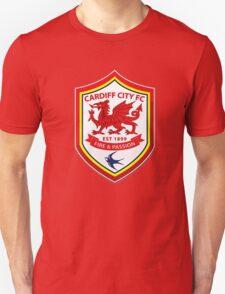 cardiff city logo T-Shirt