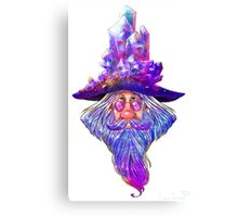 Crystal Wizard Canvas Print