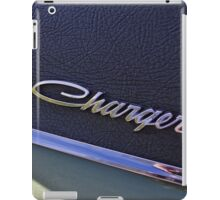 Charger Classic iPad Case/Skin