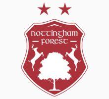 nottingham forest Kids Tee