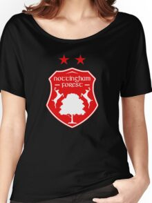 nottingham forest Women's Relaxed Fit T-Shirt