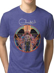 Clutch Earth Rocker Tri-blend T-Shirt
