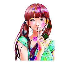 Aiko - Oyasumi Punpun Photographic Print