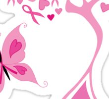 Believe - Breast Cancer Survivor Sticker