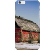 Maynes Barn iPhone Case/Skin