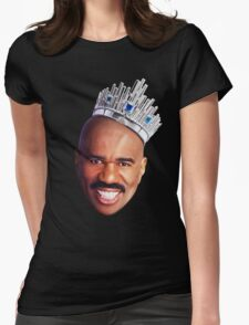 Steve Harvey's Crown Womens Fitted T-Shirt