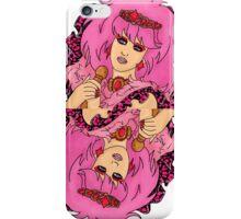 Queen of Diamonds iPhone Case/Skin