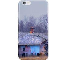 Forest Avenue Barn iPhone Case/Skin