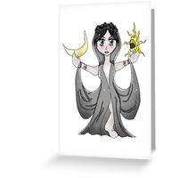 Azura Greeting Card