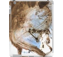 Oil and Water #79 iPad Case/Skin