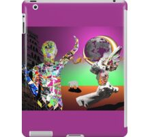 Graffiti surrealism  iPad Case/Skin