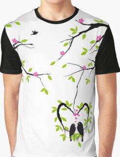 cute birds #4 Graphic T-Shirt