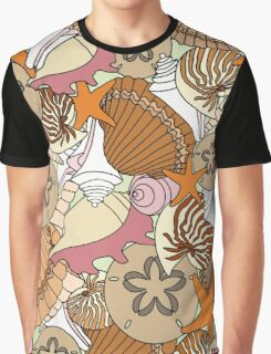 Shells Graphic T-Shirt