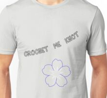 Crochet-Me-Knot Unisex T-Shirt
