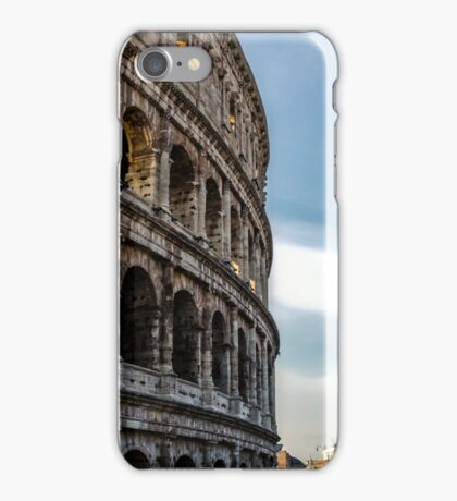 Legacy of history - Colosseum iPhone Case/Skin