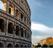 Legacy of history - Colosseum by Andrea Mazzocchetti