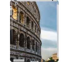 Legacy of history - Colosseum iPad Case/Skin