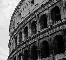 Rome - The Colosseum  by Andrea Mazzocchetti