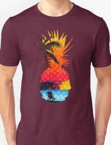 Pineapple Summer Beach T-Shirt