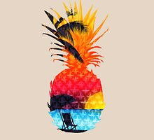 Pineapple Summer Beach Unisex T-Shirt