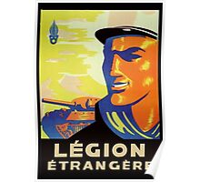 Legion Recruiting Poster Poster