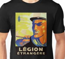 Legion Recruiting Poster Unisex T-Shirt