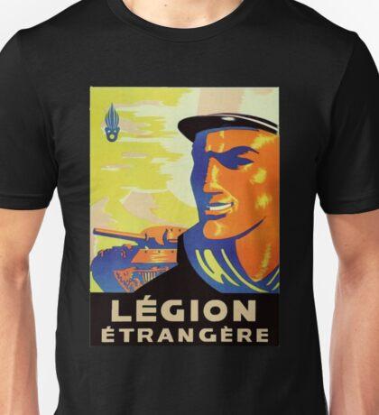 Legion Recruiting Poster Unisex T-Shirt