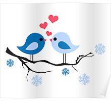 cute birds #8 Poster