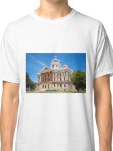 Coryell County Courthouse Classic T-Shirt