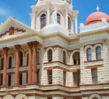 Coryell County Courthouse Sticker